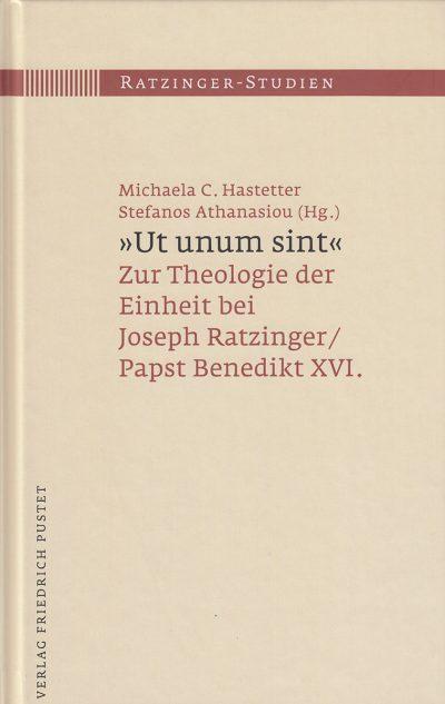 Zur Theologie der Einheit bei Joseph Ratzinger/Papst Benedikt XVI.